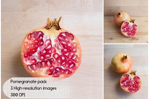 Pomegranate pack