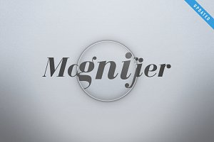 Auto magnifier / Updated