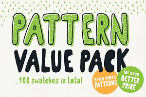 Seamless Pattern High Value Pack