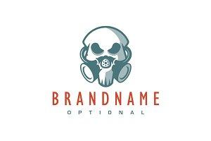 Lunatic Skull Logo