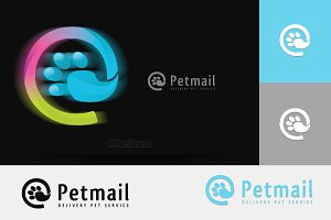 Pet Mail Logo