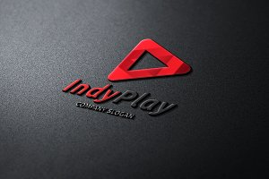 Indy Play Logo