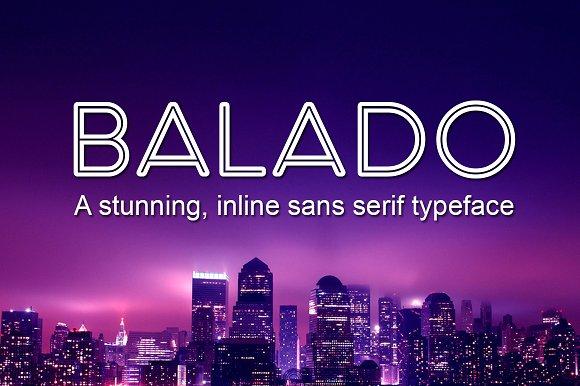 Balado Font