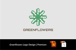 Greenflower logo
