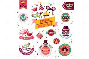 Carnival emblems