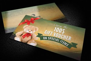 Gift Voucher For Winter Season