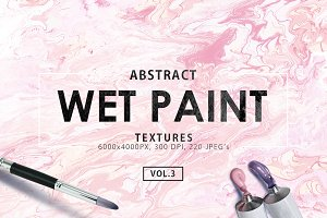 Wet Paint Textures Vol. 3