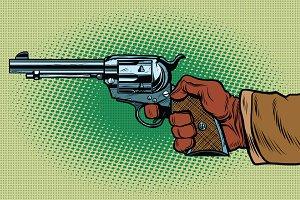 Shot Western Wild West