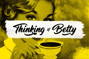 Thinking Of Betty