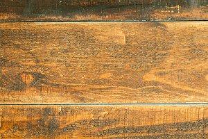 Rustic wooden boards