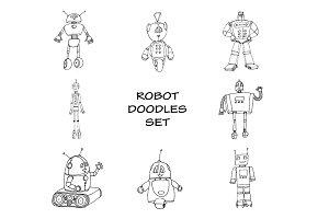 Robot doodles vol. 2