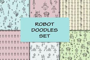 Robot doodles vol. 3
