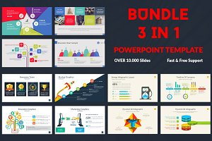 Premium Bundle 3 IN 1 Template