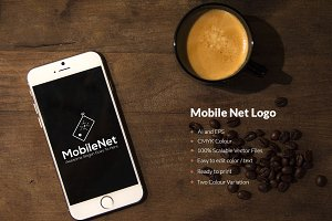 Mobile Networking Logo