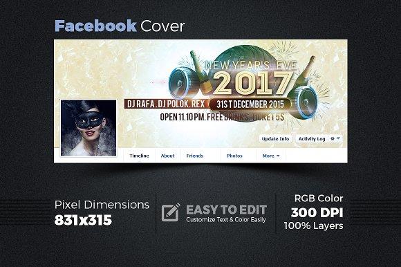 facebook cover templates 2018 website templates creative market