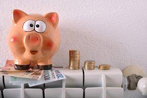 Savings and economy heating