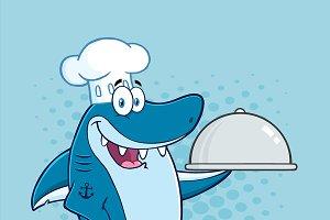 Chef Blue Shark