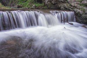 Tilu Leuwi Opat Waterfall