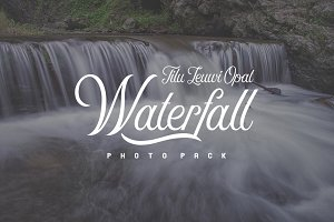 TLO Waterfall Photo Pack