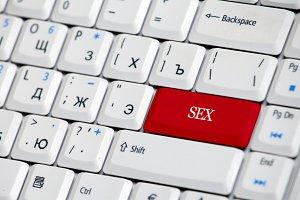 Keyboard of computer