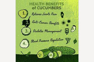 Cucambers Health Benefits