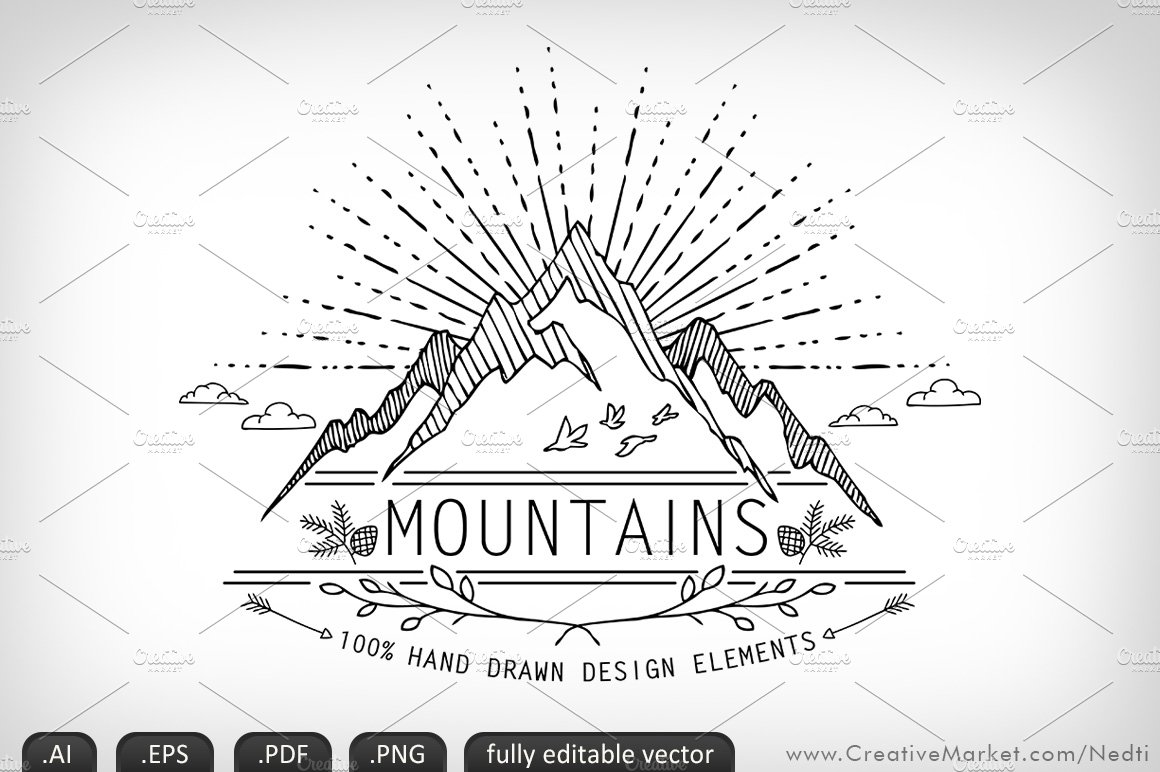 Doodle Photos, Graphics, Fonts, Themes, Templates ~ Creative Market