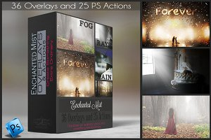 Enchanted Mist - Actions & Overlays