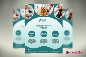 Pet Clinic - Flyer