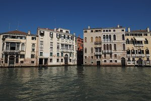 Canal Grande in Venice
