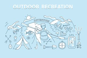 Outdoor recreation and travel