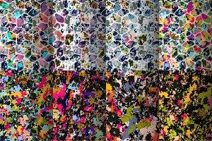 8 Bright Patterns
