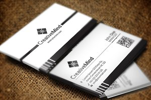 Creative Mind Business Card
