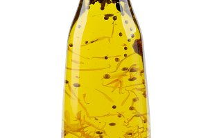 Olive Oil with Rosemary and Saffron