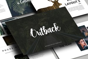 Outback - Presentation Template