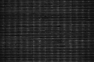 Black mat texture