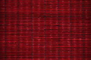 Red mat texture