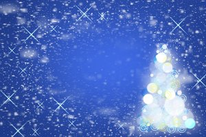 hristmas abstract background