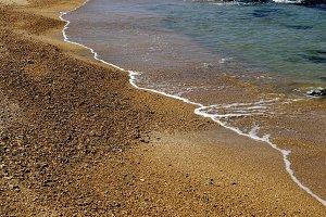 Midetiterian sea