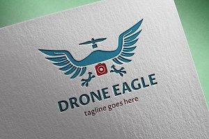 Drone Eagle Logo