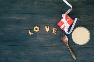 St.Valentine background