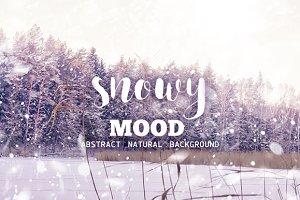 Snowy Mood