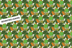 Seventies Leaves