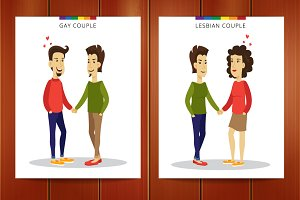 Gay & Lesbian Couples
