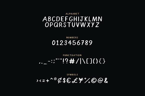 Venture - Hand-Drawn Font in Sans-Serif Fonts - product preview 2