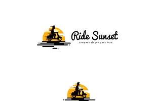 Ride Sunset Logo