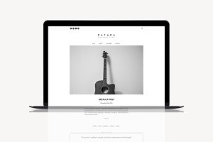 Patara Kirby Blog Theme