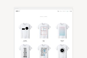 Amoshop E-Commerce Kirby Theme