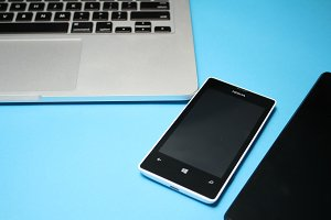 Windows Phone with a MacBook