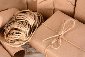 Packages and Twine