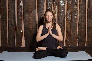 yoga exercises in yoga classes